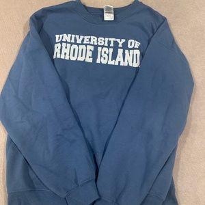 University of Rhode Island crewneck